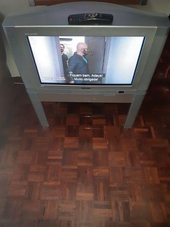 Televisão Samsung ecrã Plano