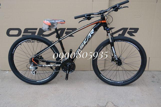 """Новый горный велосипед Oskar 27,5"""" Sporta черный kinetic, Avanti,"""