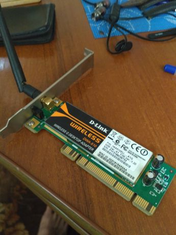 Продам PCI вайфай модуль для стацион. компьютера