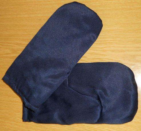 рукавицы ватные
