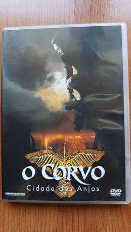 DVD - O Corvo - A Cidade dos Anjos
