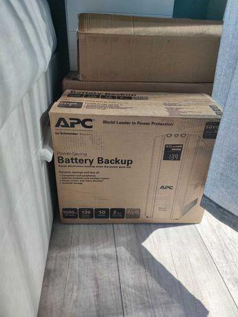 APC Back-UPS Pro 1500 (1500VA/865W, 10xIEC, AVR, LCD)