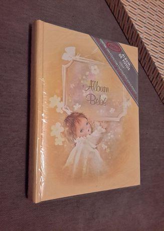 Álbum para fotografias de bebé (por estrear)