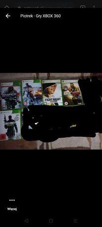 Gry na Xbox 360 prawie jak nowe