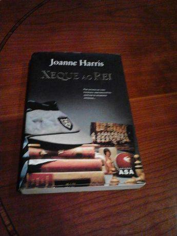 "Livro de Joanne Harris ""Xeque ao Rei"""