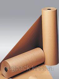 Крафт бумага упаковочная в малых рулонах НЕДОРОГО