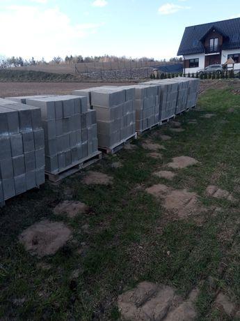 Bloczki betonowe /fundamentowe  B20