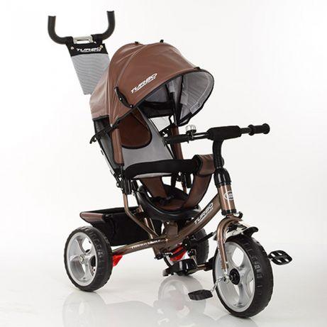 Гарантия! Трёхколёсный велосипед детский ровер, Регулировка сиденья!