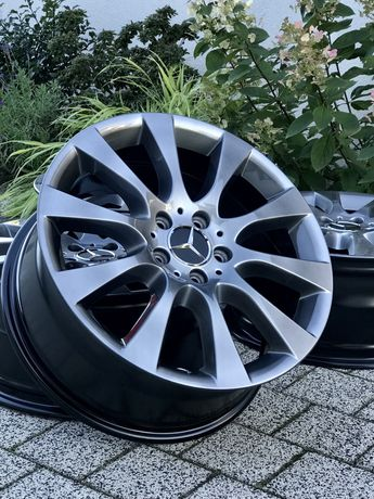 Felgi Mercedes ML 5x112 r18 e klasa AMG
