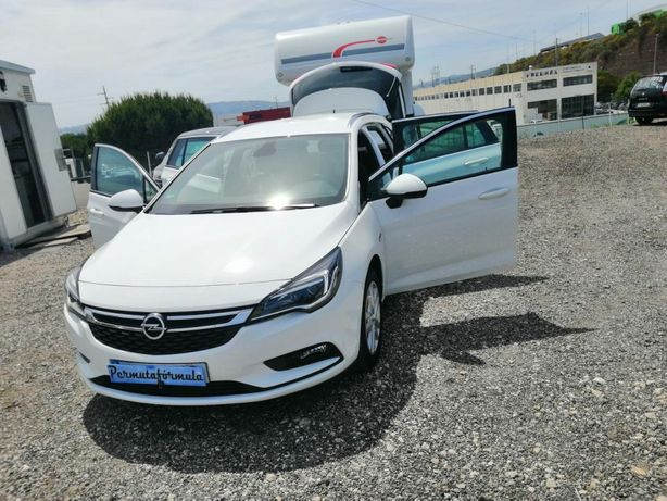 Opel Astra 1.6 a disel ano 2017 a/c . 110 c/v