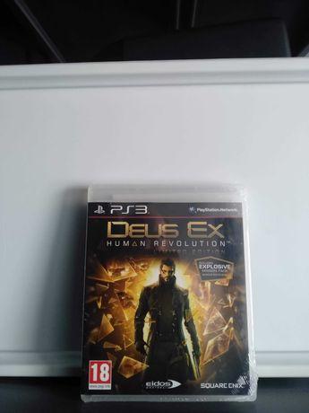Deus Ex: Mankind Divided PS4 (NOVO/SELADO)
