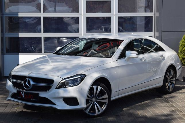 Mercedes CLS-Class  Автомобиль