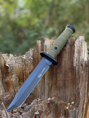 РАСПРОДАЖА/Нож Columbia/танто/охотничий/тактический