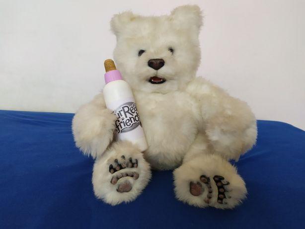 Винтажная интерактивная игрушка Белый полярный медведьTiger Electronic