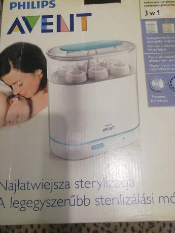 Продам электрический  паровой стерилизатор Philips avent
