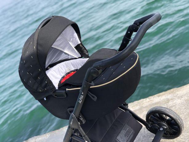 Продам универсальную коляску 2в1 Mioobaby Alfa colden Chic.