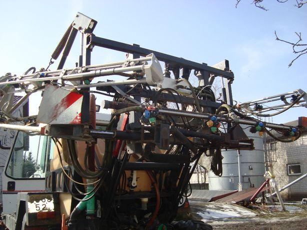 Lance aluminiowe opryskiwacza