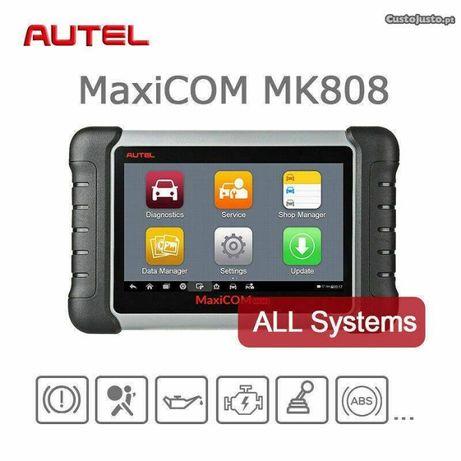 Máquina diagnóstico auto Autel Maxicom 2 MK808