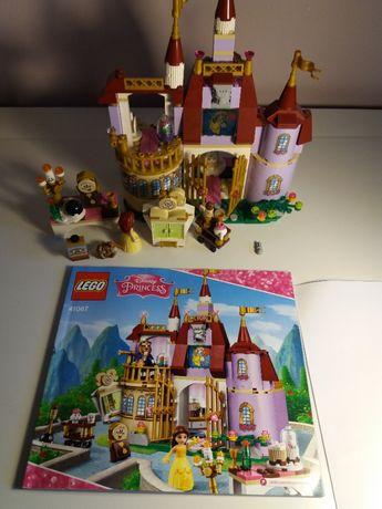 Lego Disney Princess -Piękna i Bestia BELLA 41067- zamek