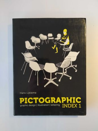 Livro Pictographic Index 1 - Design gráfico / Ilustração / Lettering