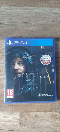 Deatch Stranding PS4 PL