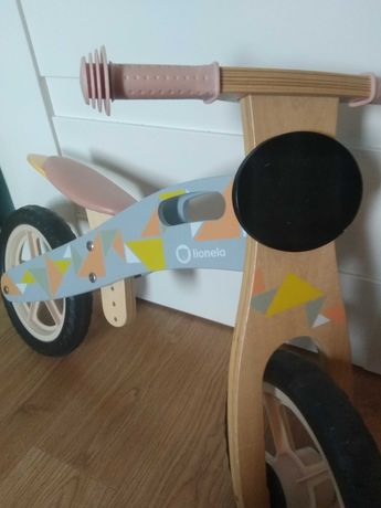 Rower biegowy drewniany Lionelo