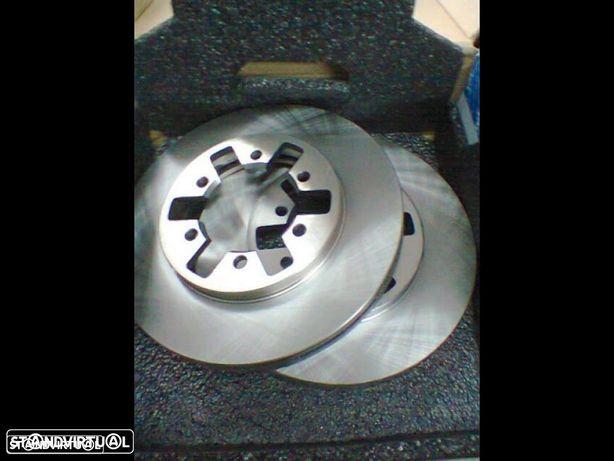 discos travão nissan pickup d21 (novos)