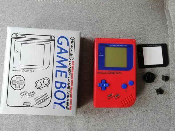 Game boy + Box +szybka