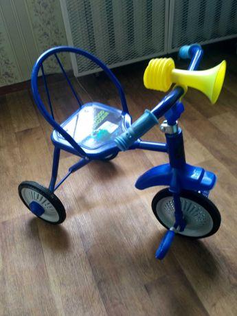 Продам детский трёхколёсный велосипед.