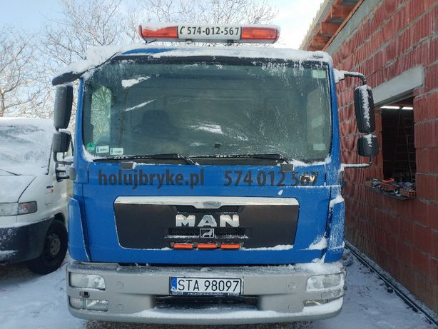 Laweta, pomoc drogowa, holowanie transport Piekary, Śląskie do 6 ton