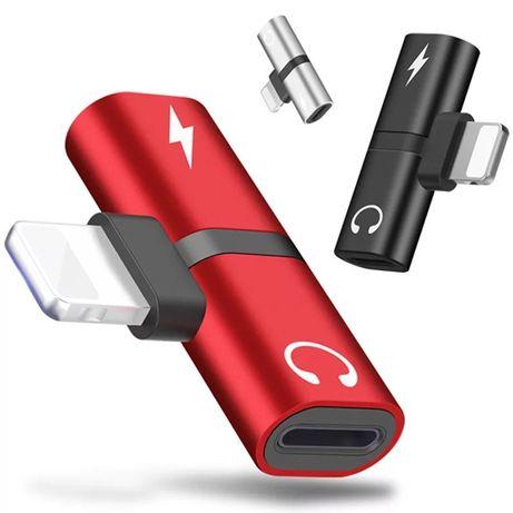 Adapter  LIGHTNING Ipad IPhone  2w1