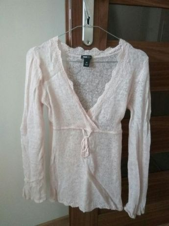 Sweterek ciążowy H&M MAMA