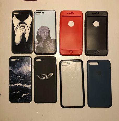 Case Etui iphone 8 plus