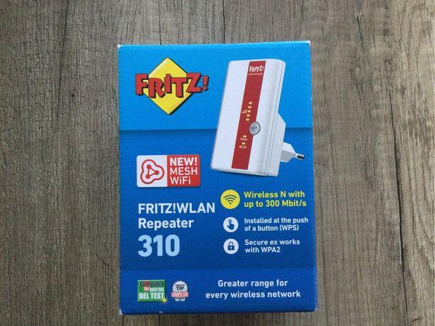 FritzWLAN REPEATER 310 wzmacniacz sygnału WiFi