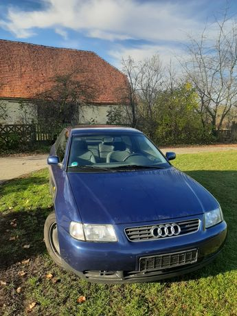 Audi A3 8L 1.6 benzyna klimatronik