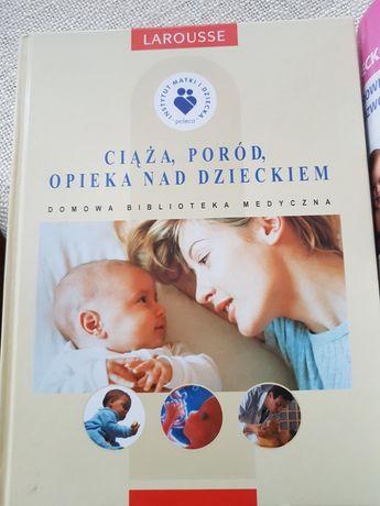 Dwie ksiazki-dziecko