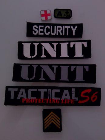 Badges etiquetas identificação