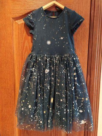 Нарядное платье Acoola на девочку 3-5 лет