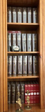 Enciclopédia Luso-Brasileira de Cultura 22 volumes