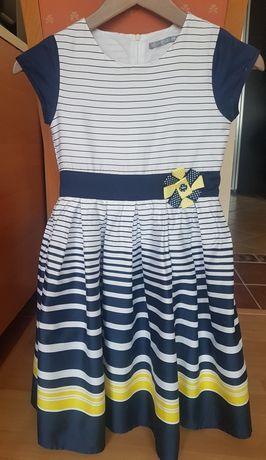 Piękna sukienka Cool Club r.134