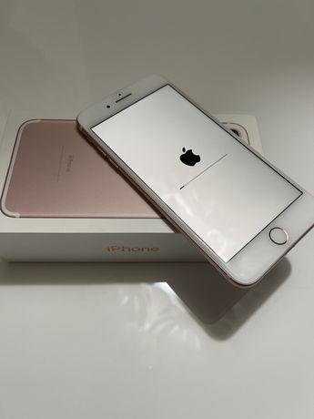 IPhone 7 plus,32 GB,Rose Gold,85% bateria