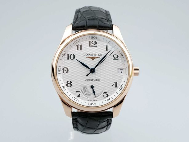Longines Master Collection Power Reserve 18K Rose Gold 42 mm