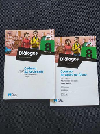 Cadernos de Atividades 8.º Ano - VÀRIOS