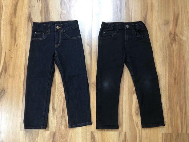 H&M - spodnie jeansowe rozm. 104 cm jak nowe