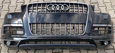 Бампер  передний бампер на Audi Q7