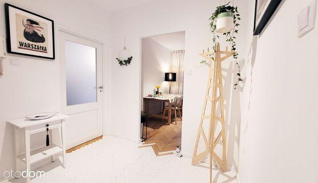 mieszkanie 3 pokoje, Warszawa Ursynów, parter 54m
