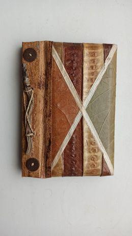 Новая записная книжка ручной работы с Бали