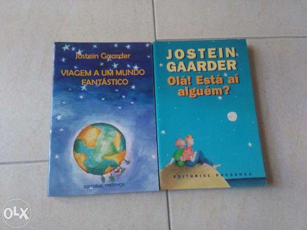 Livros de Jostein Gaarder da Editorial Presença
