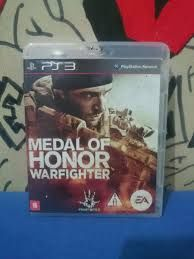 Vendo para Ps3 - Medal of Honor - Warfighter