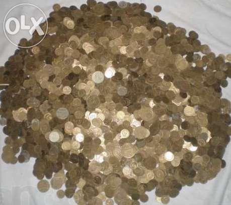 Монеты СССР номиналом 1,2,3,5,10,15,20 коп 1961 - 1991 годов